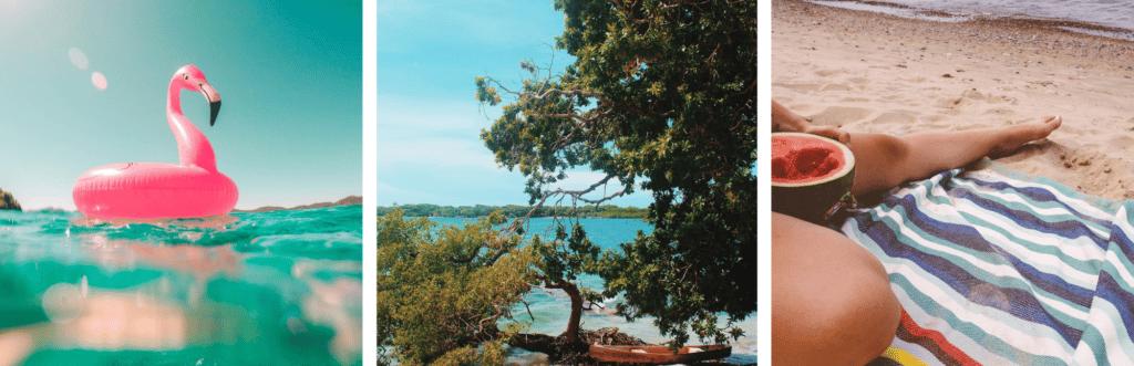 Ljetne radosti za ljetni blog - godišnji odmor